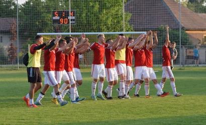 Iváncsa KSE-Vecsés FC (fotó Varga Luca)